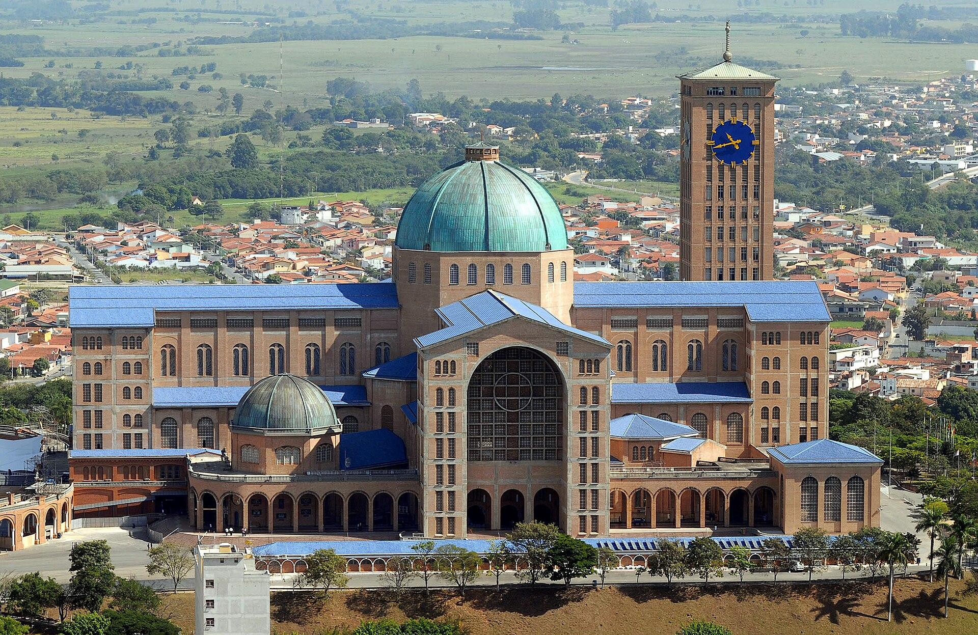 Educando Com Arte Nossa Senhora Da ConceiÇÃo Aparecida: Basilica Of The National Shrine Of Our Lady Of Aparecida