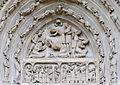 Basilique Saint-Denis portail nord tympan.jpg