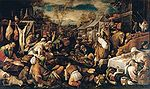 Bassano, Francesco the Younger - Market Scene -1580-85.jpg