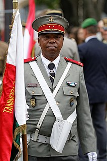 combined military forces of Madagascar