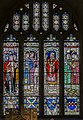 Bath Abbey, Stained glass window (21719233340).jpg