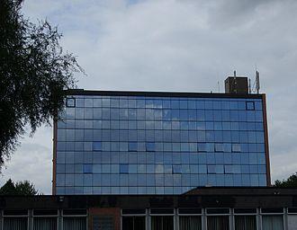 École centrale de Lille - École Centrale de Lille - Building E