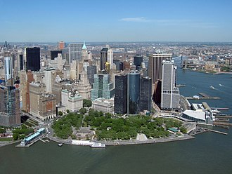The Battery (Manhattan) - Image: Battery Park