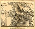 Battlefield of Manassas, Va. close of the action August 29th, 1862 LOC 99439162.jpg