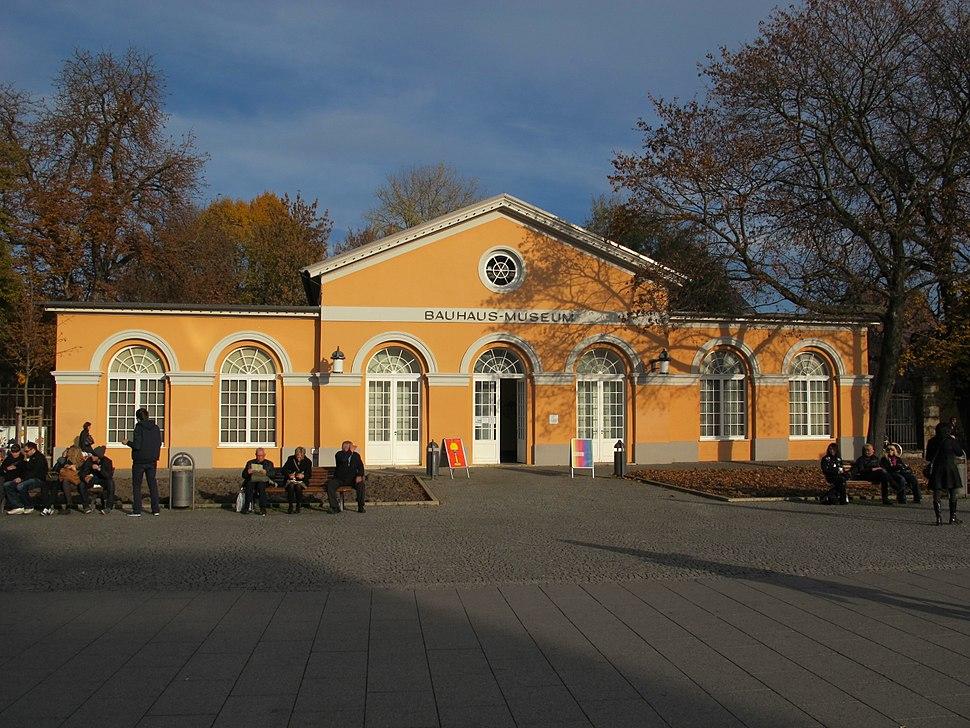 Bauhaus Museum Weimar 01