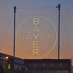 Bayer - Bayer-Kreuz Leverkusen