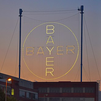 Bayer - Bayer cross, Leverkusen