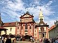 Bazilika Svatého Jiří, Pražský Hrad, Hradčany, Praha, Hlavní Město Praha, Česká Republika (48792047142).jpg