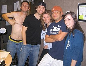 The Bobby Bones Show - Image: Bbscast 42208