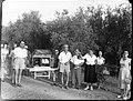 Beit Zera 1950 Bikurim celebration about 1950.jpg