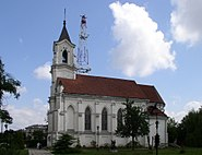 Belarus-Minsk-Holy Trinity Church-1