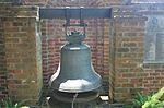 Bell for U.S.S. Mississippi (1917), Natchez, MS IMG 6973.JPG