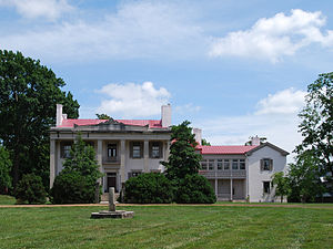 Belle Meade, Tennessee - The namesake of Belle Meade, Belle Meade Plantation