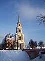 Belltower and Cathedral of the Dormition(Ryazan).jpg