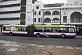 Bendy Bus, Haymarket St - geograph.org.uk - 1665657.jpg