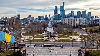 Philadelphia Largest city in Pennsylvania, United States