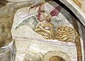 Benozzo gozzoli, tabernacolo di legoli, 1479-80, 05 angelo.jpg