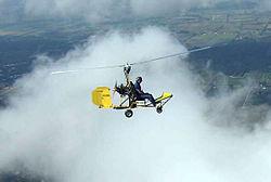 definition of autogyro