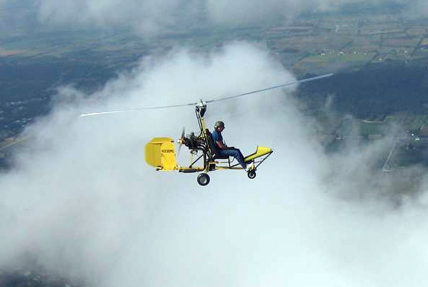 Autogyro - The Reader Wiki, Reader View of Wikipedia