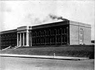 Benson Polytechnic High School - Benson Polytechnic High School around 1920