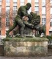 Berlin, Mitte, Köllnischer Park, Herkules im Kampf mit dem Nemeischen Löwen, Schadow und Boy.jpg