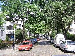 Erlenstraße in Berlin
