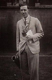 Bernard Tucker English ornithologist