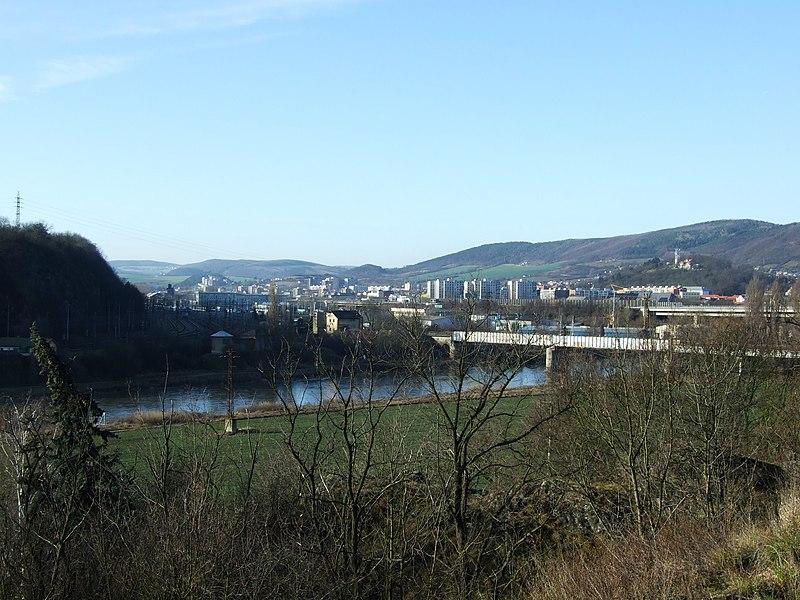 Image:Beroun, pohled na město.jpg