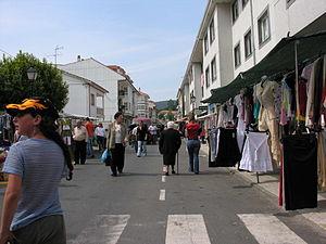 Ames, A Coruña - Image: Bertamiráns. Ames 01