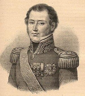 Pierre Berthezène - Pierre Bertheéne, Baron Berthezène