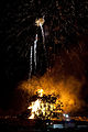 Bestival 2010 bonfire and fireworks 2.jpg