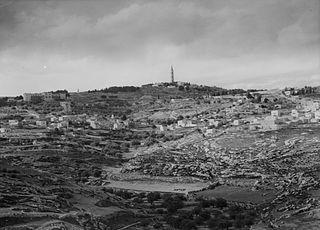 al-Eizariya Municipality type B in Jerusalem, State of Palestine