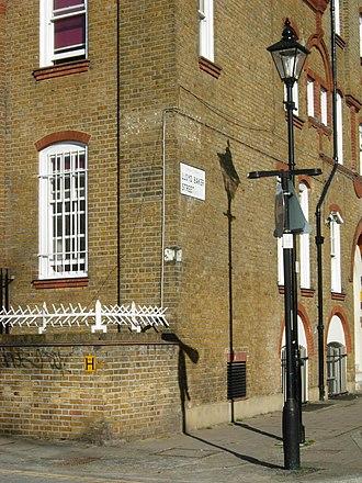 Society of the Sisters of Bethany - Bethany House, Clerkenwell