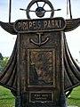 Beylikdüzü Piri Reis Parkı Heykeli, Mayıs 2014 - panoramio.jpg
