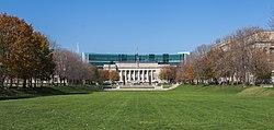 Biblioteca central, Indianápolis, Estados Unidos, 2012-10-22, DD 01.jpg