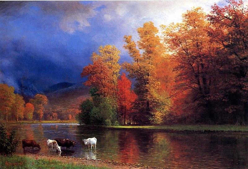 File:Bierstadt Albert On the Saco.jpg