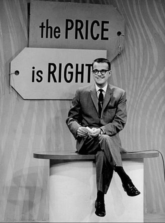 The Price Is Right (1956 U.S. game show) - Bill Cullen as the show's host.