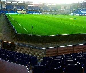 Randers Stadium - Image: Bionutria park