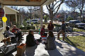 Birthday party for Amalie on the front porch.jpg