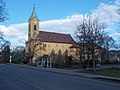 Biserica parohială, 2019 Rákosliget.jpg