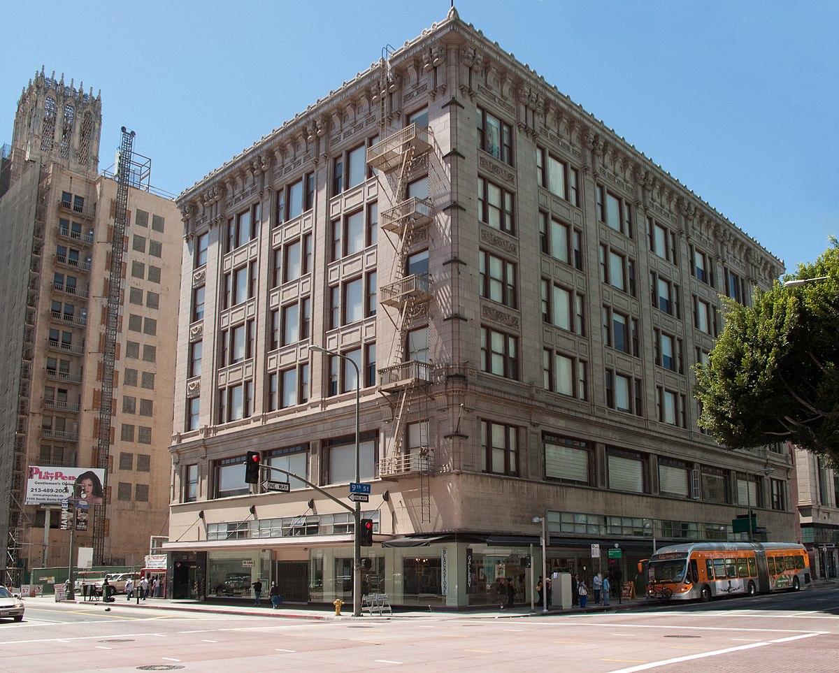 Blackstone Building Los Angeles Wikipedia