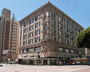 Blackstone Building (Los Angeles) - Blackstone's Department Store in 2013