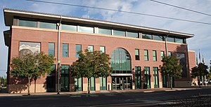 Blair-Caldwell African American Research Library - The library in Five Points, Denver.