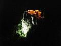 Bled Castle at night.jpg