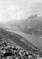 Blick durchs Oberengadin Richtung Maloja - CH-BAR - 3241560.tif