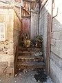 Blocked Stairway חדר מדרגות חסום - panoramio.jpg
