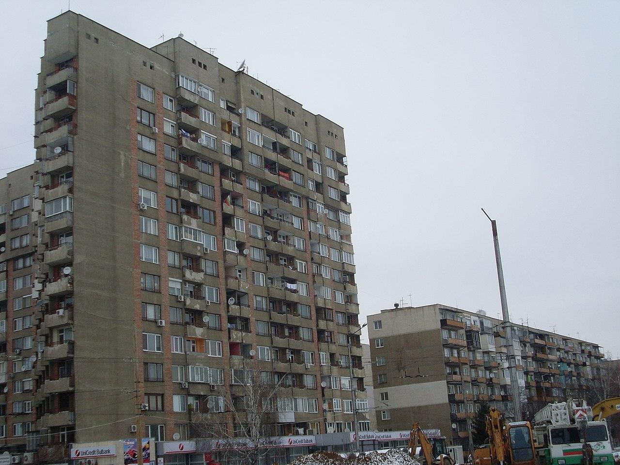 file bloque de la era comunista  arquitectura social