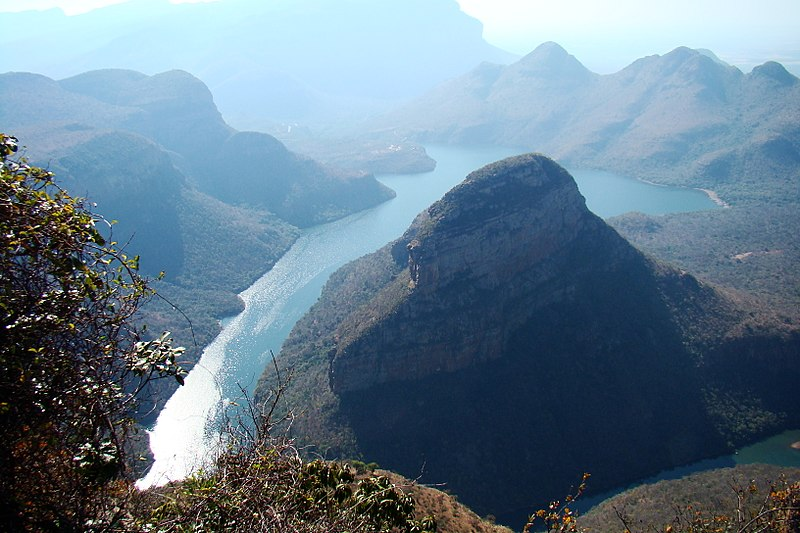 Fichier:Blyde River Canyon, South Africa 1.JPG