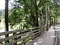 Board-built sidewalk. VIEW IN PANORAMIO FOR DESCRIPTION - panoramio.jpg