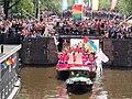 Boat 22 Pink Marrakech, Canal Parade Amsterdam 2017 foto 9.JPG